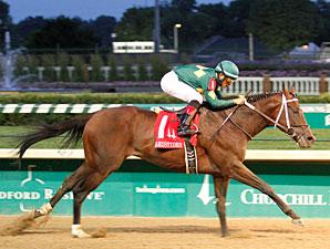 Rothko wins the 2012 Aristides.