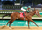 Rothko Rolls to Convincing Aristides Win