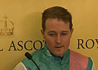 Royal Ascot: Ribblesdale Press Conference