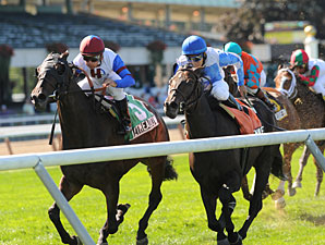 Rutherienne Wins Noble Damsel Photo