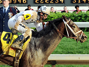 Preakness Favorite Super Saver Draws Post 8