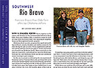 Southwest Regional: Rio Bravo