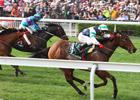 Sacred Kingdom Wins Hong Kong Sprint Again