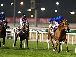 Safety Check wins the 2015 Al Fahidi Fort.