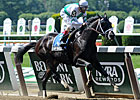 Mucho Macho Man Third to San Pablo at Belmont