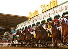 Santa Anita Opening Day Handle, Attendance Up