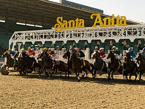 Auction of Santa Anita, Lone Star Withdrawn