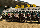 Santa Anita Site of &#39;09 Cup?