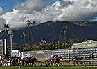 Two to Rotate in Santa Anita Announcer Booth