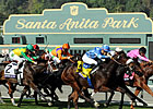40-Day Santa Anita Spring Meet Starts Friday