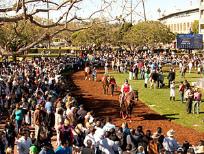 Stronach Says He Wants to Protect Santa Anita