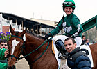 Rider Rook in Comeback Win as Pimlico Opens