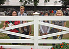 Saratoga Diary: Fenced Out