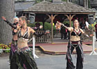 Saratoga Diary: Belly Floppers, Dancers