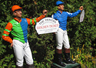 Saratoga Diary: The Difference a Day Made