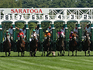 Saratoga Gets Significant Purse Incentives