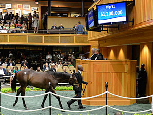 F-T Saratoga Sale Opens With Price Declines