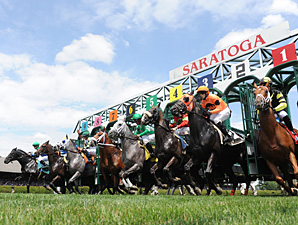 Spa Wagering Up, Attendance Down Slightly