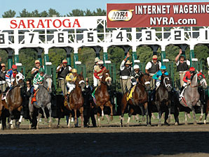 NYRA Purses to be Based on Field Size