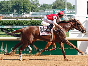 Sassy Image Bags Another Stakes at Churchill
