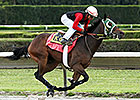 Scandalous Act Works 4F for Juvenile Fillies