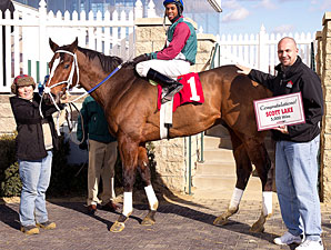 Trainer Lake Gets Win No. 5,000 at Laurel