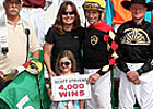 Scott Stevens Claims 4,000th Thoroughbred Win