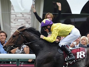 Sea The Stars Claims Cartier HOY Honors