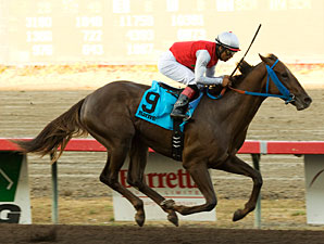 Roman Ruler Gets First Stakes Winner