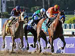 Secret Circle Sizzles in BC Sprint