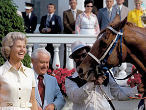 Secretariat's Triple Crown Season