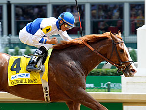 CD Stakes: Shackleford Fights Off Amazombie