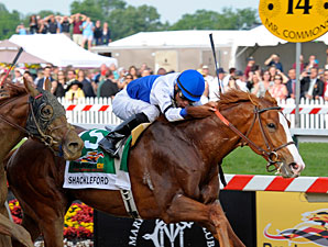 Shackleford Hopes for Rebound in Indy Derby