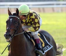 Shakespeare No Farce; Lowers Belmont Mark