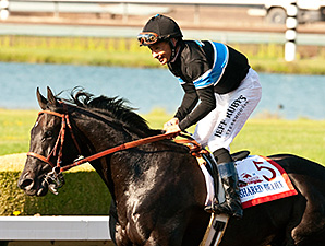 Shared Belief Favored in Pacific Classic