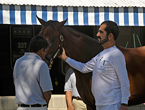 Foreign Influences Felt at Keeneland