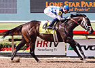 Texas-Bred Shocktime Leads Debutante 