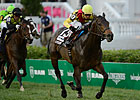 Silver Max Captures Eventful American Turf