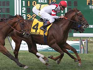 Silver Tree Wins Thrilling Oceanport