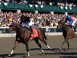 Remington Sprint Cup Attracts Sing Baby Sing