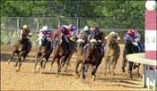 Sir Cherokee, 55-1, Ambushes Arkansas Derby