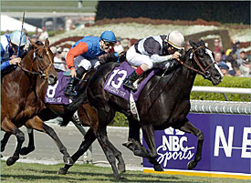 Breeders' Cup Mile Can Be Twice as Nice