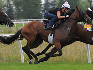 Smart Sky at Woodbine on August 11, 2010.