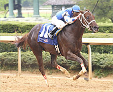 As a Preventive Measure, Smarty Jones Will Run on Salix