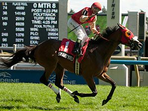 Smartyfly wins the Wonder Where Stakes.