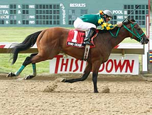 Smooth Air Much the Best in Ohio Derby
