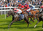 Game Sole Power Finds Gap Late in Nunthorpe