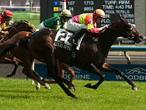 Solid Appeal Digs In to Repeat in Nassau
