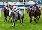 Solow Too Much for Queen Elizabeth Rivals