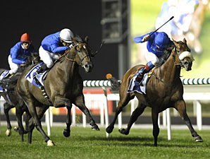 Songcraft (white cap) wins the 2012 Dubal Potlines Trophy.